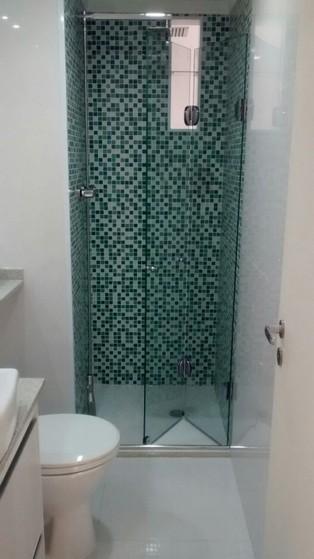 Box Elegance Sanfonado Onde Comprar em Diadema - Box Elegance para Banheiro