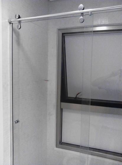 Boxes Elegance de Vidro em Santo André - Box Elegance para Banheiro