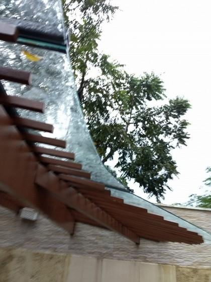 Cobertura de Vidro Garagem Valor Campo Belo - Cobertura de Vidro área Externa