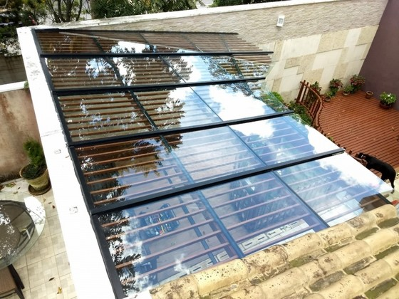 Coberturas de Vidro Retrátil Morumbi - Cobertura de Vidro área Externa