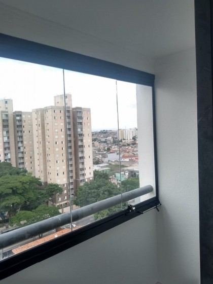 Empresa para Envidraçamento de Sacada de Apartamento Pequeno Santo André - Envidraçamento de Sacada Pequena