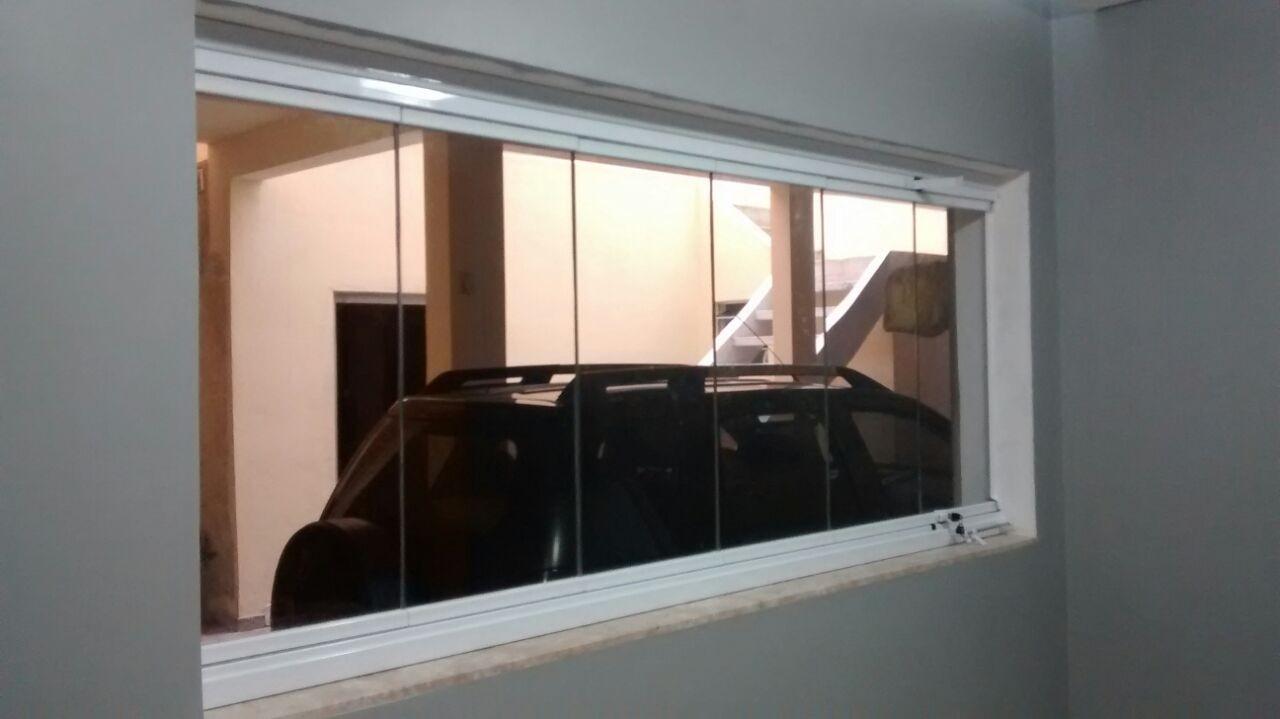 Envidraçamento de Sacadas em Sp em Santo André - Fechamento de Sacadas com Vidro