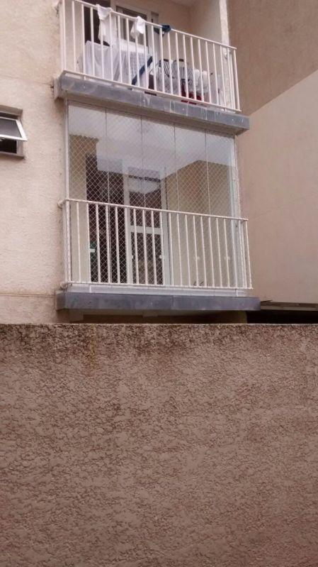 Envidraçamento de Sacadas  Vidro Laminado em Diadema - Envidraçamento de Sacadas