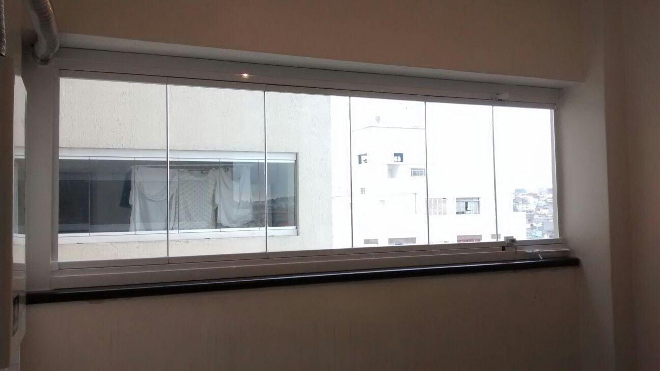 Fechamento de Sacadas com Vidro Retrátil em Diadema - Fechamento de Sacadas com Vidro