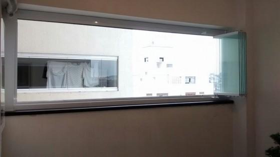 Fechamento de Varanda com Vidro de Correr para Casa São Bernardo do Campo - Fechamento de Varanda com Vidro em Apartamento