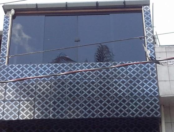Fechamento de Varanda com Vidro Fumê Jabaquara - Fechamento de Varanda com Vidro Temperado