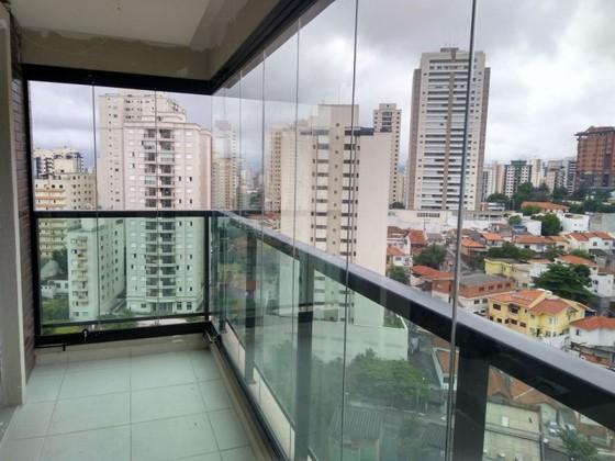 Fechamento de Varanda com Vidro para Apartamento Orçamento Santo André - Fechamento de Varanda com Vidro Temperado para Apartamento