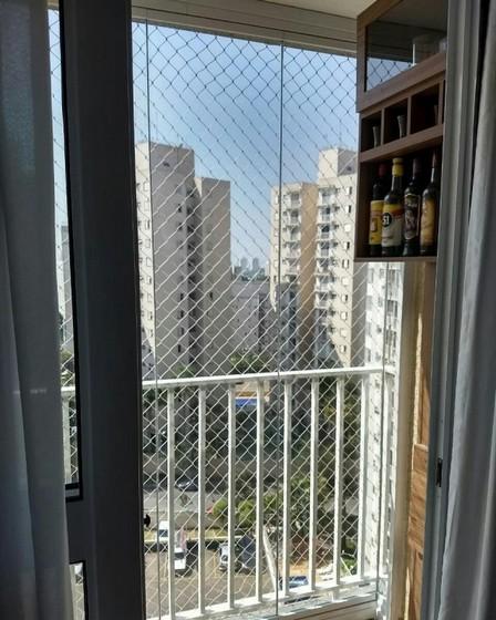 Fechamento de Varanda com Vidro Retrátil Diadema - Fechamento de Varanda com Vidro Temperado para Apartamento