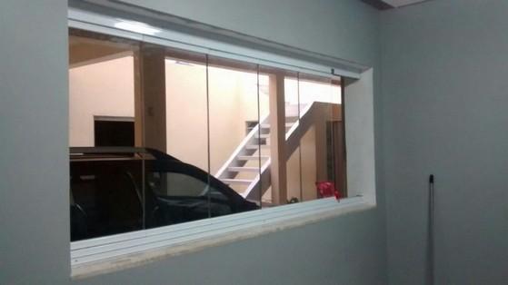 Fechamento de Varandas com Vidro em Casas Vila Mariana - Fechamento de Varanda com Vidro Temperado para Apartamento