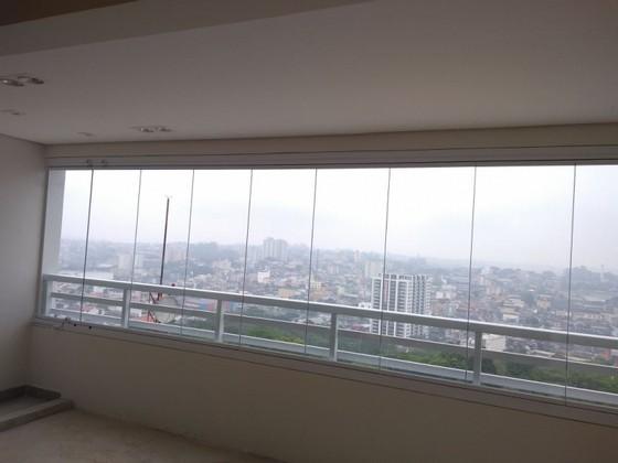 Fechamento de Varandas com Vidro para Apartamento Cursino - Fechamento de Varanda com Vidro em Apartamento