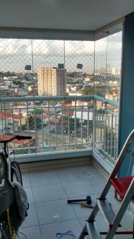 Fechamento de Vidro para Varanda em São Bernardo do Campo - Envidraçamento de Sacadas