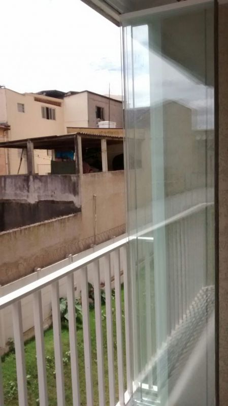 Instalação de Cortina de Vidro em São Caetano do Sul - Envidraçamento de Varandas
