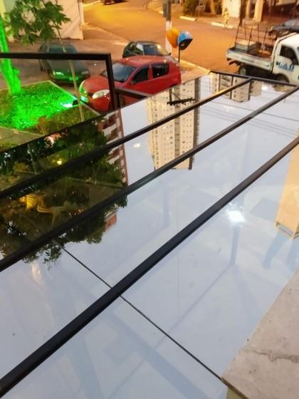Onde Compro Cobertura de Vidro Fumê Jabaquara - Cobertura de Vidro Automatizada