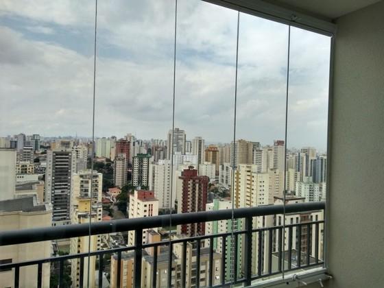 Onde Fazer Fechamento de Varanda com Vidro em Apartamento Santo André - Fechamento de Varanda com Vidro Temperado para Apartamento