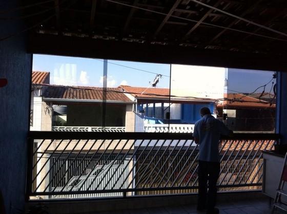 Onde Fazer Fechamento de Varanda com Vidro Fumê Vila Nova Conceição - Fechamento de Varanda com Vidro de Correr de Apartamento