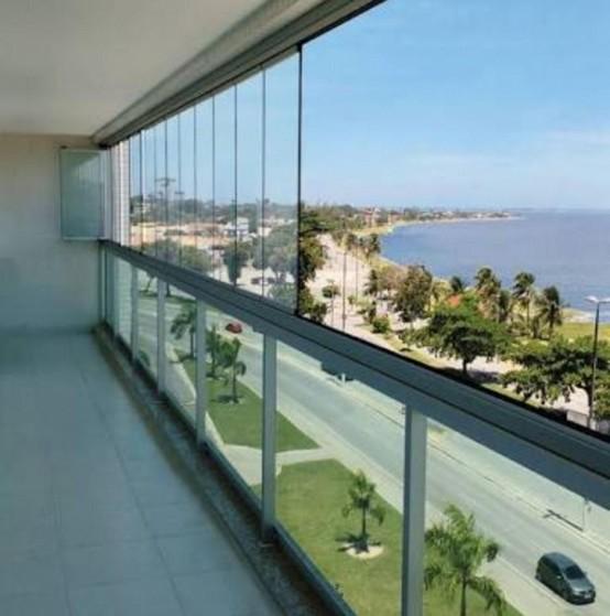 Onde Fazer Fechamento de Varanda com Vidro Retrátil Saúde - Fechamento de Varanda com Vidro em Apartamento