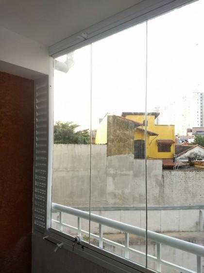 Orçamento de Vidro para Sacada de Apartamento Vila Olímpia - Vidro para Sacada de Apartamento