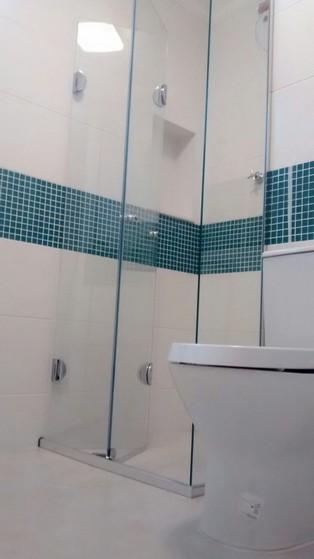 Quanto Custa Box Elegance Articulado em São Bernardo do Campo - Box Elegance para Banheiro