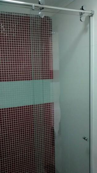 Quanto Custa Box Elegance para Banheiro em São Bernardo do Campo - Box Elegance de Vidro Espelhado