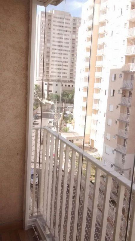 Quanto Custa Cortina de Vidro Laminado em Santo André - Envidraçamento de Sacadas