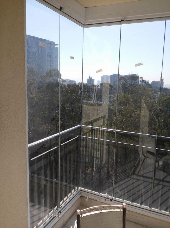 Quanto Custa Cortina de Vidro para Varanda em Diadema - Fechamento de Sacadas com Vidro