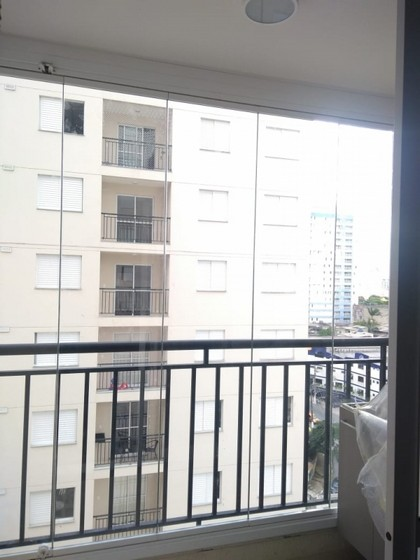 Quanto Custa Fechamento de Varanda com Vidro de Correr de Apartamento Jabaquara - Fechamento de Varanda com Vidro Residencial