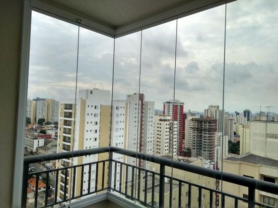 Quanto Custa Fechamento de Varanda com Vidro em Apartamento Vila Olímpia - Fechamento de Varanda com Vidro em Apartamento