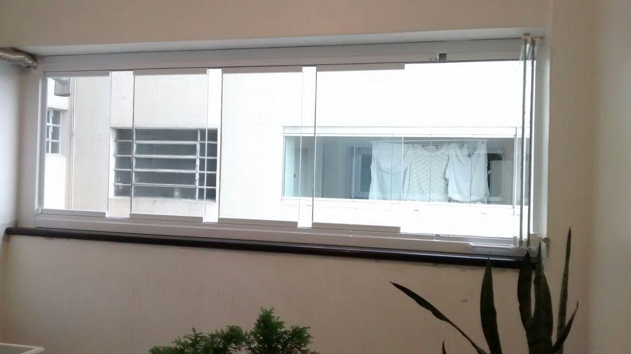Quanto Custa Varanda de Vidro em Santo André - Fechamento de Sacadas com Vidro