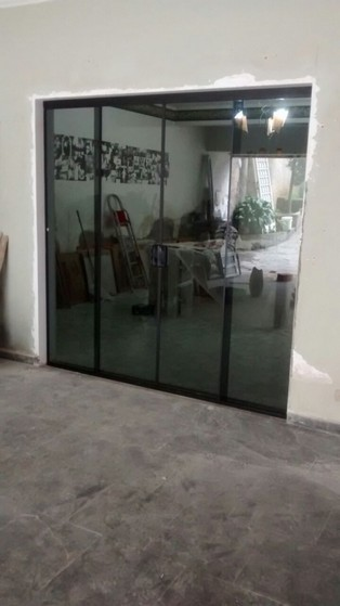 Quero Fazer Sacada de Vidro Fumê Campo Belo - Sacada de Vidro para Apartamento