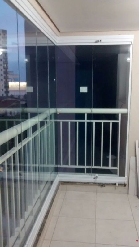 Sacada de Vidro Preço em São Bernardo do Campo - Envidraçamento de Sacadas