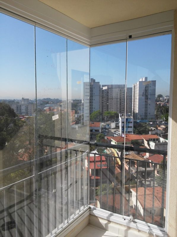 Sacada em Vidro Laminado em Santo André - Fechamento de Sacadas com Vidro