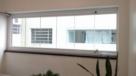 Sacadas de Vidro Sobrado Ipiranga - Sacada de Vidro para Apartamento