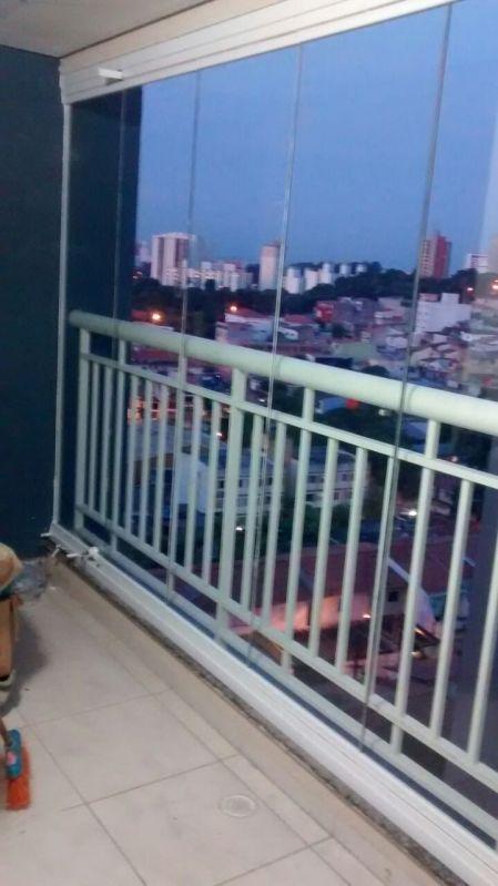 Serviço de Envidraçamento de Sacadas em São Caetano do Sul - Envidraçamento de Sacadas
