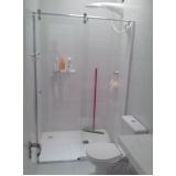 boxes elegance para banheiros em São Bernardo do Campo