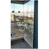cortina de vidro laminado para sacada em Santo André