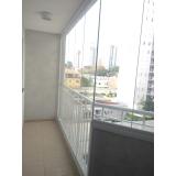 cortina de vidro para apartamento Ipiranga