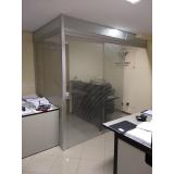 cortina de vidro porta preço Vila Olímpia