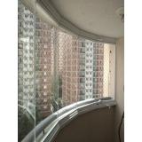cortinas de vidro para apartamento Campo Belo
