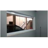 cortinas de vidro para janela Vila Mariana