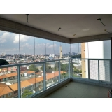 empresa de cortina de vidro de varanda Ipiranga