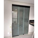 empresa de cortina de vidro para área externa Vila Mariana