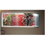 empresa de cortina de vidro para garagem localização Cursino