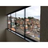 empresa de cortina de vidro para piso Ipiranga