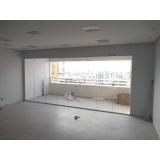 empresa de cortina de vidro para sala localização Vila Nova Conceição