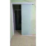 empresa de cortina de vidro porta localização Moema