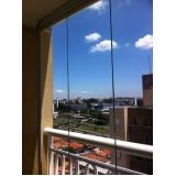 empresa de cortina de vidro varanda gourmet localização São Caetano do Sul