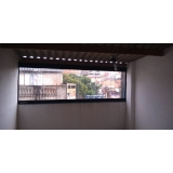 empresa de cortinas de vidro para apartamento Morumbi