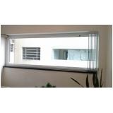 empresa de cortinas de vidro para janela Jabaquara