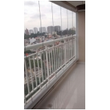 empresa para envidraçamento de sacada para apartamento Vila Mariana