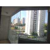 envidraçamento de sacada apartamento Vila Mariana